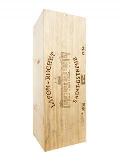 Château Lafon-Rochet 2014 Original wooden case of one double magnum (1x300cl)