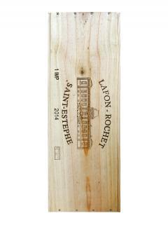 Château Lafon-Rochet 2014 Original wooden case of one impériale (1x600cl)