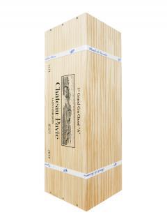 Château Pavie 2014 Original wooden case of one double magnum (1x300cl)