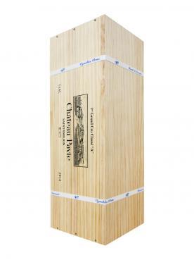 Château Pavie 2014 Original wooden case of one impériale (1x600cl)