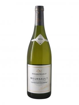 Meursault Grands Charrons Domaine Michelot 2014 Bottle (75cl)