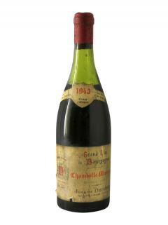 Chambolle-Musigny Joseph Drouhin 1945 Bottle (75cl)