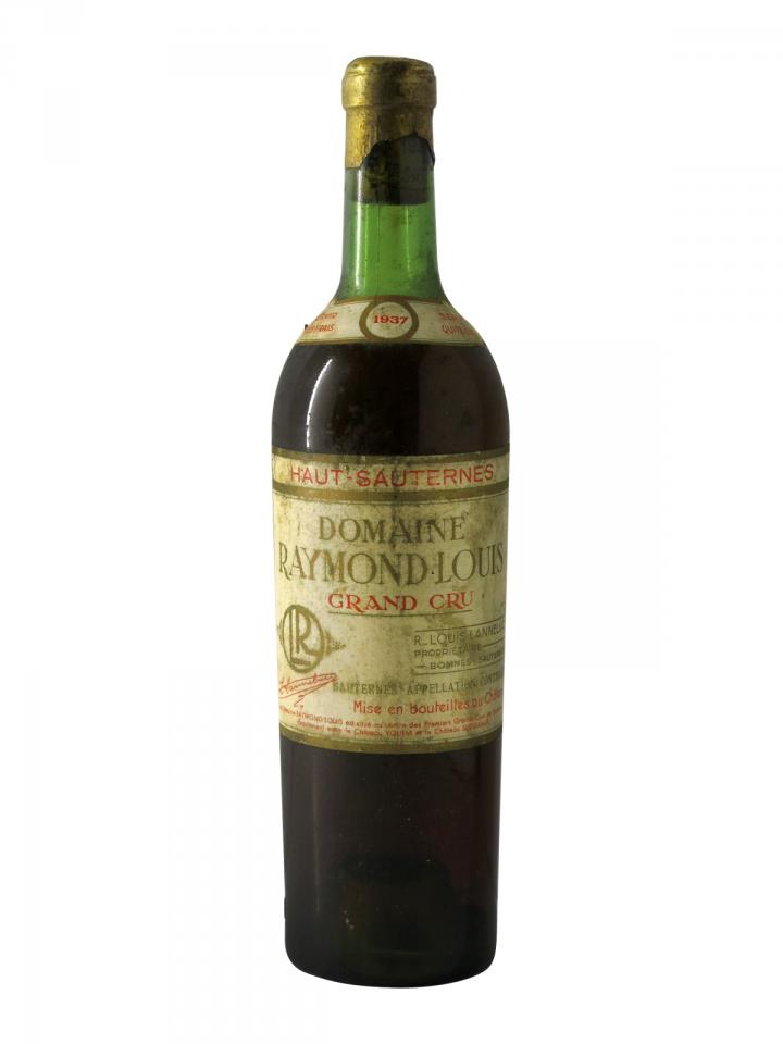 Domaine Raymond Louis 1937 Bottle (75cl)