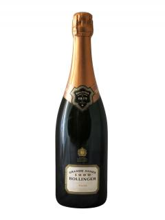 Champagne Bollinger La Grande Année Rosé Brut 1990 Bottle (75cl)