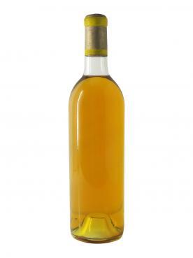 Y d'Yquem 1966 Bottle (75cl)