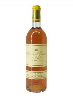 Château d'Yquem 1981 Bottle (75cl)
