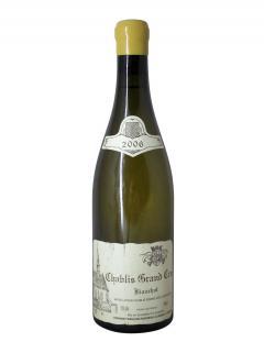 Chablis Grand Cru Blanchot Domaine François Raveneau 2006 Bottle (75cl)