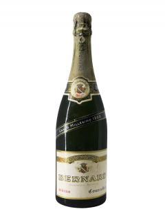 Champagne Bernard Sélection Brut 1969 Bottle (75cl)