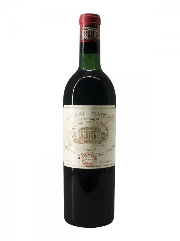 Château Margaux 1964 Bottle (75cl)