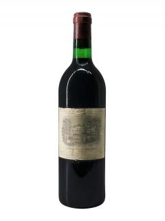 Château Lafite Rothschild 1977 Bottle (75cl)