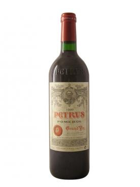 Pétrus 1999 Bottle (75cl)