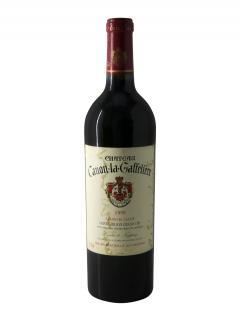 Château Canon-La-Gaffelière 1999 Bottle (75cl)
