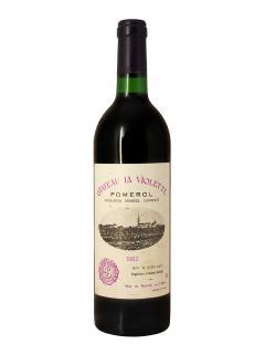 Château La Violette 1982 Bottle (75cl)