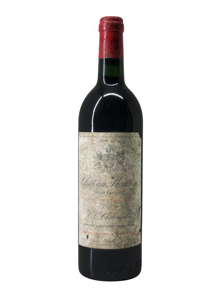 Château Montrose 1979 Bottle (75cl)
