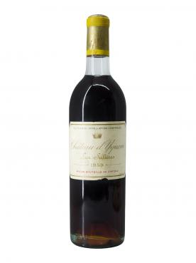 Château d'Yquem 1959 Bottle (75cl)