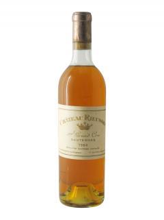Château Rieussec 1964 Bottle (75cl)