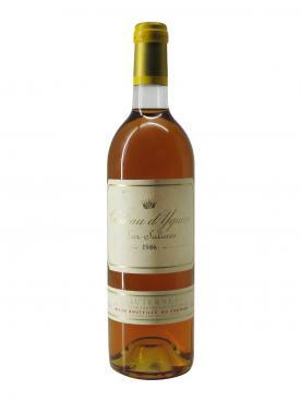 Château d'Yquem 1986 Bottle (75cl)