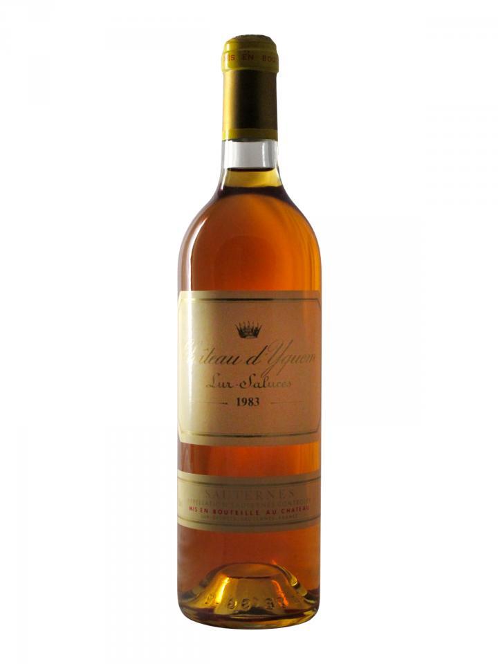 Château d'Yquem 1983 Bottle (75cl)