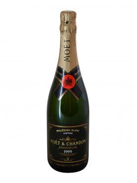 Champagne Moët & Chandon Millésime Blanc Brut 1999 Bottle (75cl)