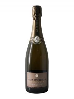 Champagne Louis Roederer Brut 2012 Bottle (75cl)
