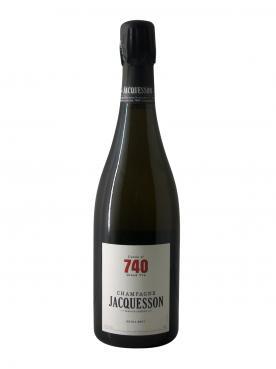 Champagne Jacquesson Cuvée n°740 Brut Non vintage Bottle (75cl)