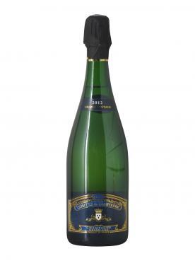 Champagne Comte Audoin de Dampierre Grand Vintage Brut Grand Cru 2012 Bottle (75cl)