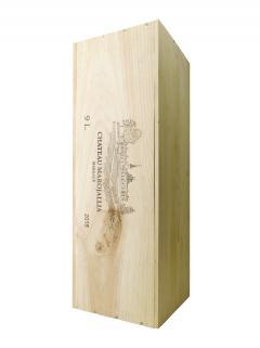 Château Marojallia 2015 Original wooden case of one salmanazar (1x900cl)