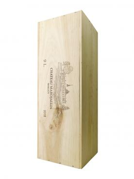 Château Marojallia 2015 Original wooden case of one salmanazar (1x900cl)