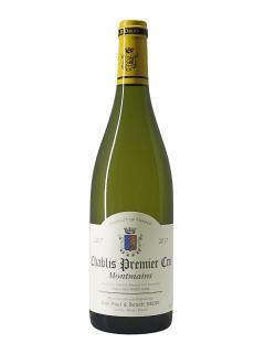 Chablis 1er Cru Montmains Jean-Paul & Benoît Droin 2017 Bottle (75cl)