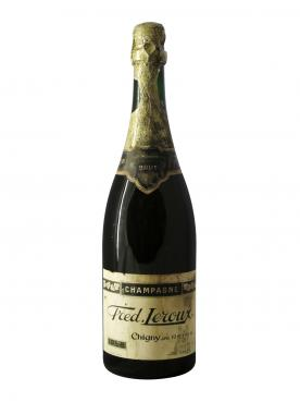 Champagne Fred Leroux Brut 1958 Bottle (75cl)