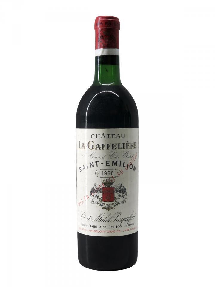 Château La Gaffelière 1966 Bottle (75cl)