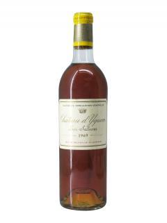 Château d'Yquem 1969 Bottle (75cl)