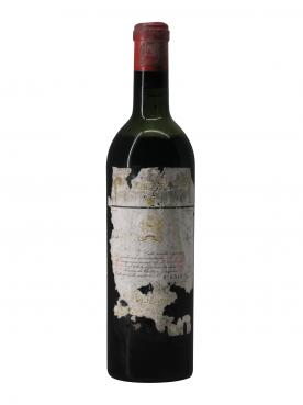 Château Mouton Rothschild 1954 Bottle (75cl)