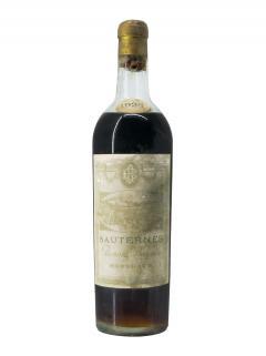 Bonnet Bagues 1928 Bottle (75cl)