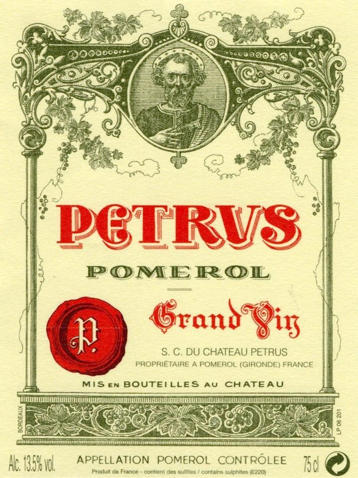 Pétrus 1989 Bottle (75cl)