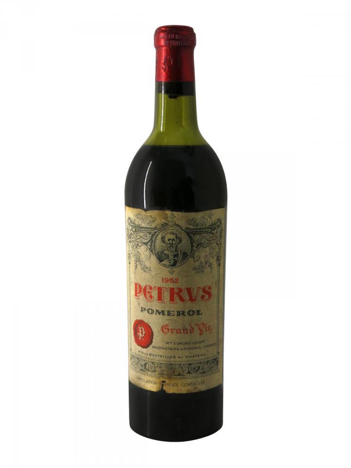 Pétrus 1952 Bottle (75cl)