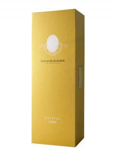Champagne Louis Roederer Cristal Brut 2008 Bottle (75cl)