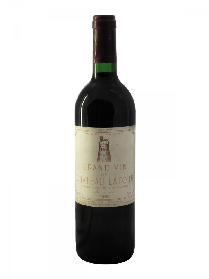 Château Latour 1996 Bottle (75cl)
