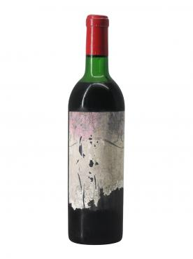 Château Mouton Rothschild 1970 Bottle (75cl)