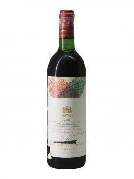 Château Mouton Rothschild 1979 Bottle (75cl)