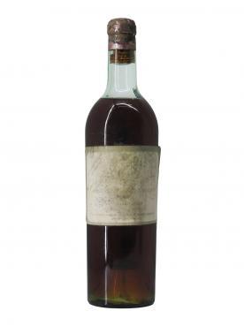 Château Suduiraut 1937 Bottle (75cl)