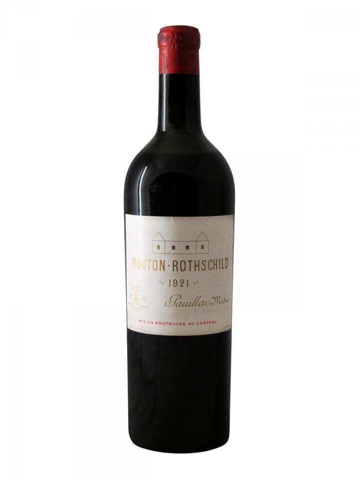 Château Mouton Rothschild 1921 Bottle (75cl)
