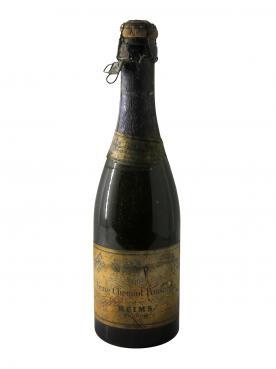 Champagne Veuve Clicquot Ponsardin Brut 1943 Half bottle (37.5cl)