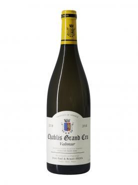 Chablis Grand Cru Valmur Jean-Paul & Benoît Droin 2018 Bottle (75cl)