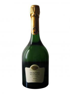 Champagne Taittinger Comtes de Champagne Blanc de Blancs Brut 2006 Bottle (75cl)