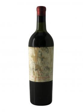 Château Latour 1928 Bottle (75cl)