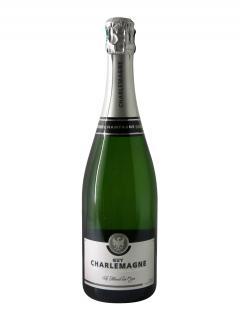 Champagne Guy Charlemagne Brut Nature Non vintage Bottle (75cl)