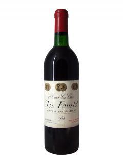 Clos Fourtet  1986 Bottle (75cl)