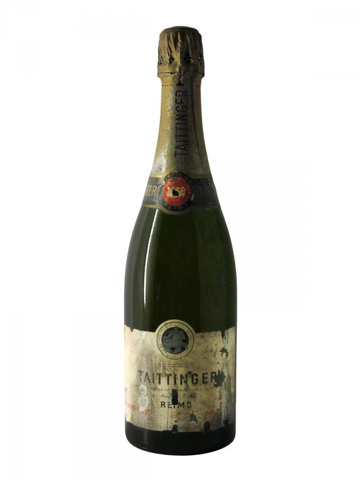 Champagne Taittinger Brut 1966 Bottle (75cl)