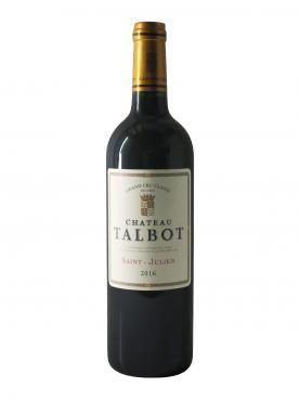 Château Talbot 2016 Bottle (75cl)